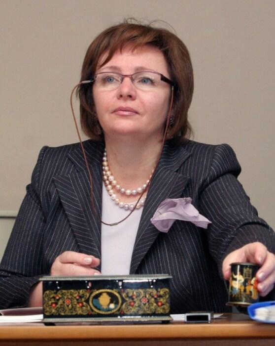 Людмила Путина. / Фото: www.liveinternet.ru