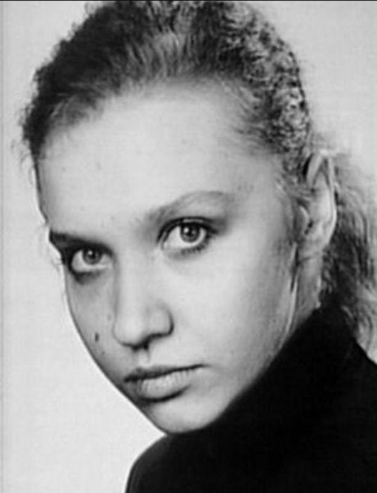 Марина Брусникина в молодости. / Фото: www.biletexpress.ru