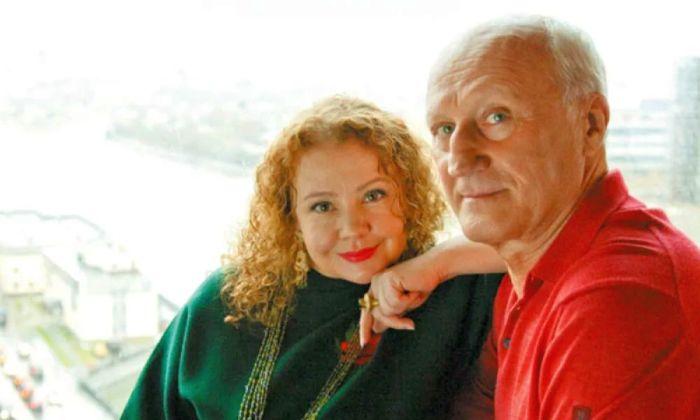 Юрий Беляев и Татьяна Абрамова. / Фото: www.yandex.net