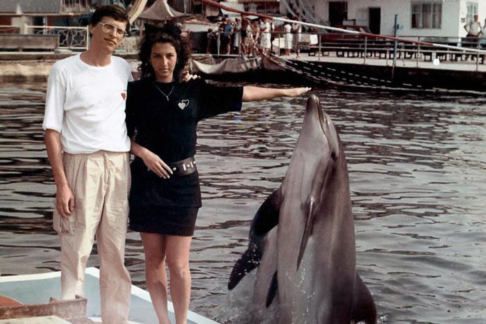 Алика Смехова и Сергей Ливнев. / Фото: www.woman.ru