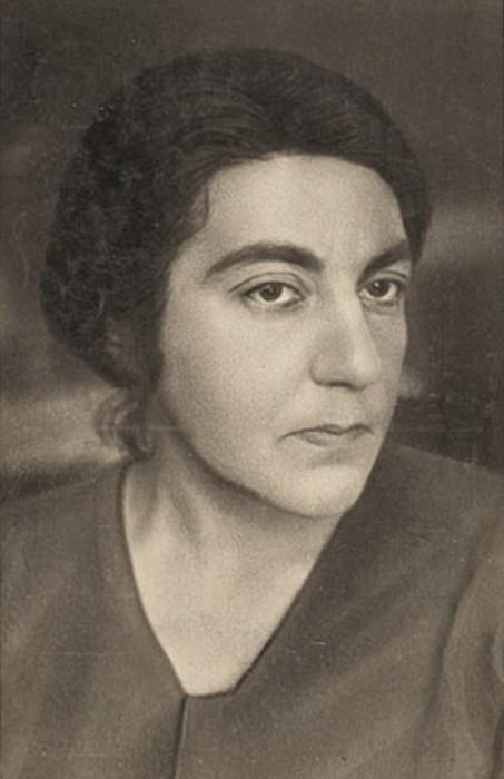 Мариэтта Шагинян. / Фото: www.litobozrenie.com