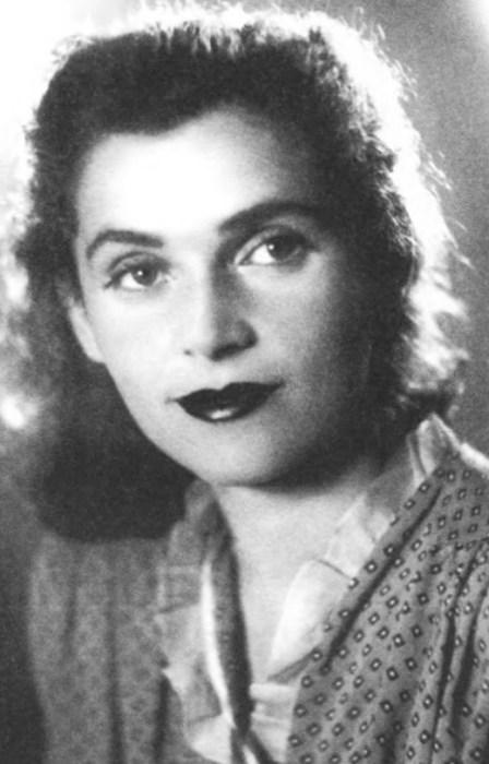 Галина Коновалова, 1940 год. / Фото: www.vakhtangov.ru