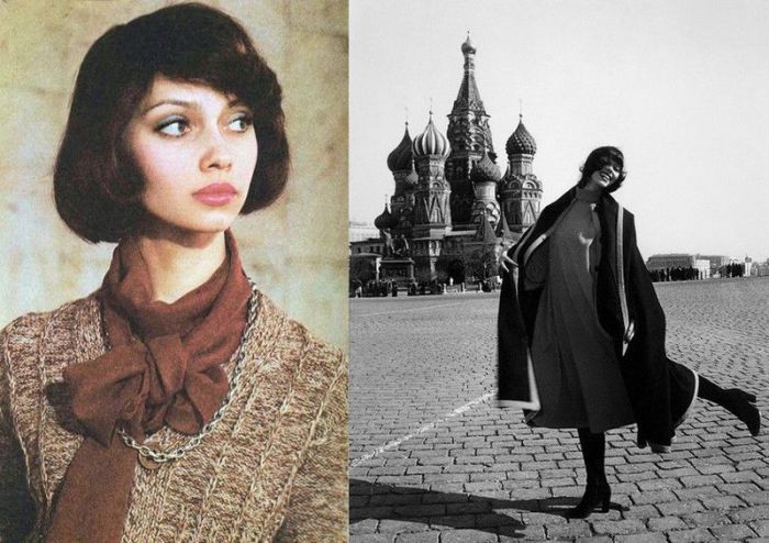 Елена Метёлкина. / Фото: www.pinimg.com