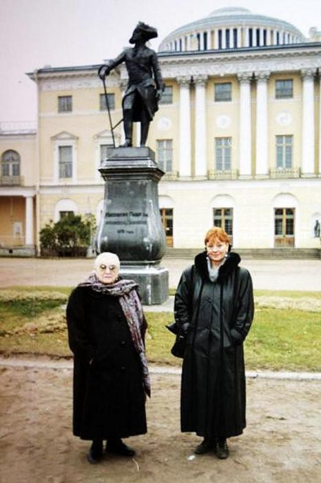 Татьяна Егорова и Мария Миронова. / Фото: www.24smi.org