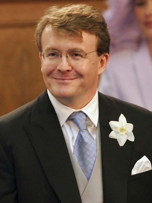Принц Фризо Оранско-Нассауский. / Фото: www.independent.co.uk