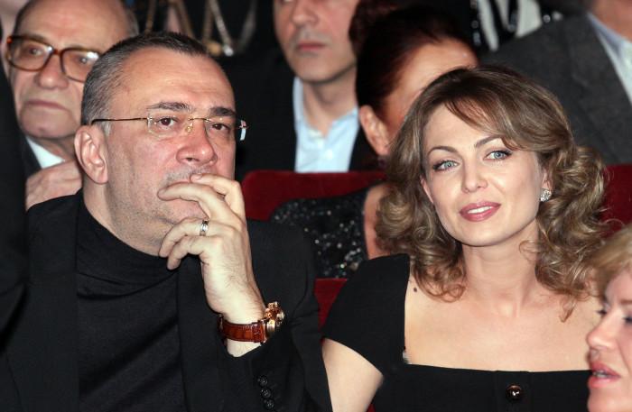 Константин Меладзе и Яна Сумм. / Фото: www.foxy-fit.ru