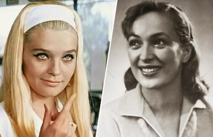 Клара Лучко и Светлана Светличная.
