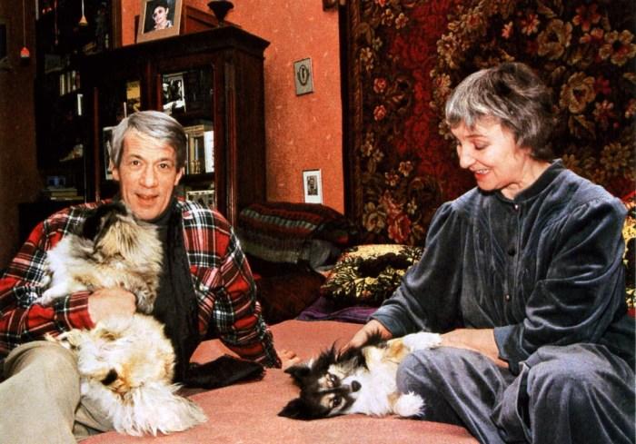 Александр Хочинский и Антонина Шуранова. / Фото: www.yandex.net