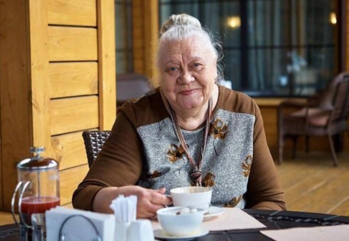 Галина Стаханова. / Фото: www.privl.ru