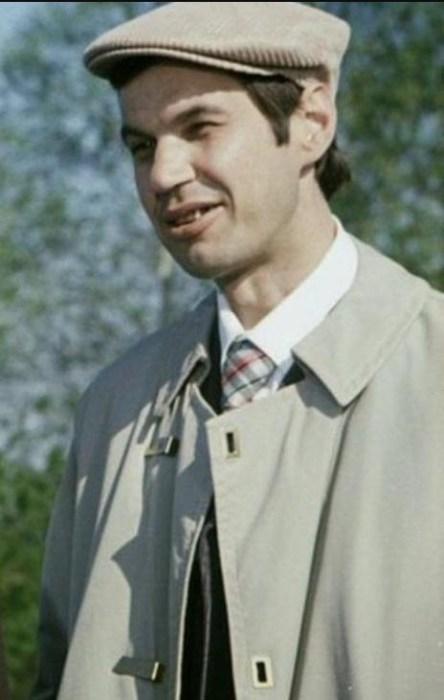 Георгий Бурков. / Фото: www.kino.ru