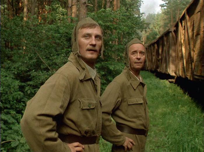 Кадр из фильма «Слуга». / Фото: www.kino-teatr.ru
