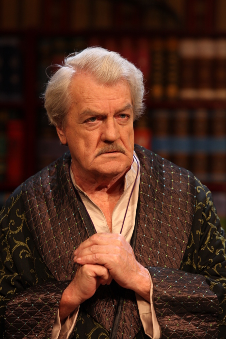 Леонид Кулагин. / Фото: www.teatr-millenium.org