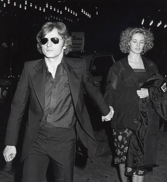 Михаил Барышников и Джессика Лэнг. / Фото: www.vanityfair.com
