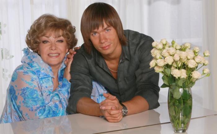 Эдита и Стас Пьеха. / Фото: www.vanilla.su