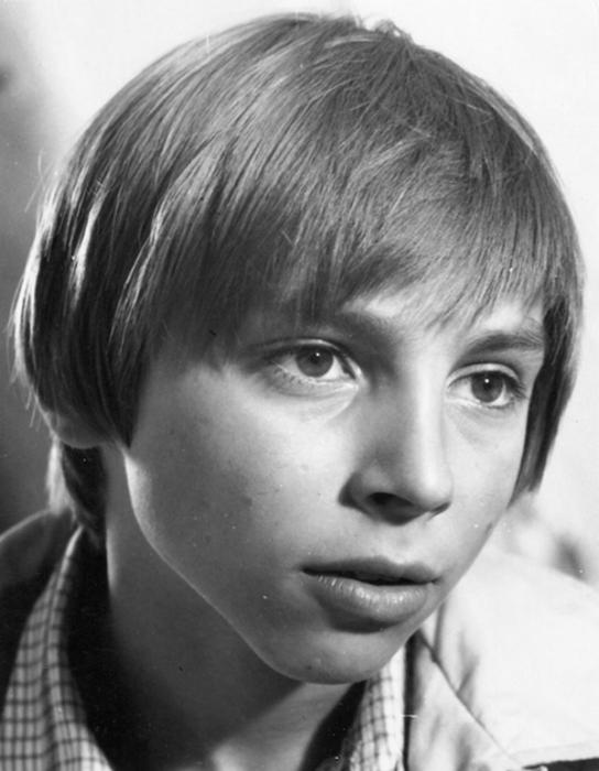 Дмитрий Иосифов в юности. / Фото: www.24smi.org