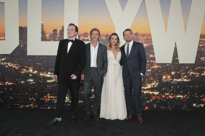 На премьере фильма в Лос-Анджелесе. / Фото: www.worldpodium.ru