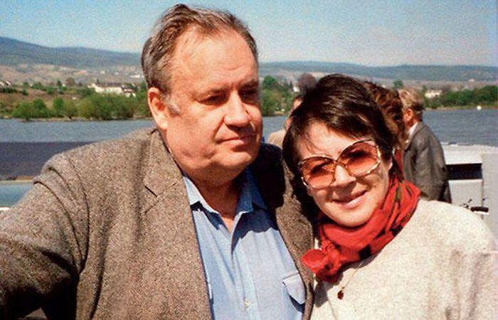 Эльдар Рязанов и Нина Скуйбина: «И от того, что рядом ты со мной, я —  добрый, я — хороший, я — живой…»