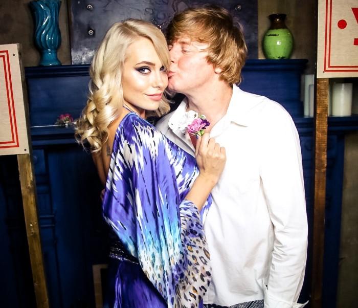 Андрей Григорьев-Апполонов и Мария Банкова. / Фото: www.peopletalk.ru