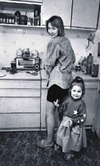 Лариса Удовиченко с дочерью Марией. / Фото: www.ftimes.ru