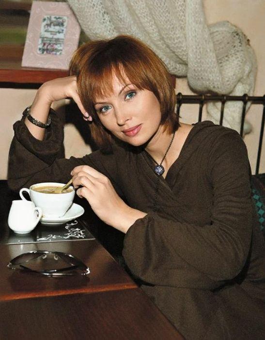 Елена Ксенофонтова. / Фото: www.ksenofontova.ru