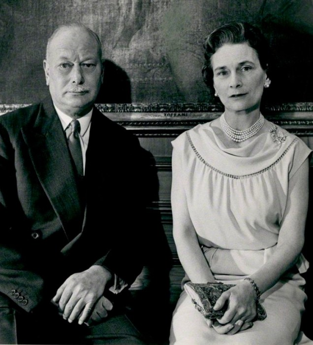 Герцог и герцогиня Глостерские. / Фото: www.pinimg.com