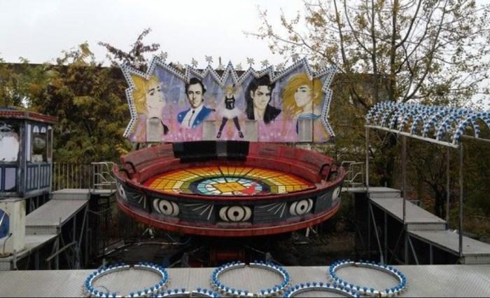 Yongma Land, тематический парк в Южной Корее. / Фото: www.atlasobscura.com