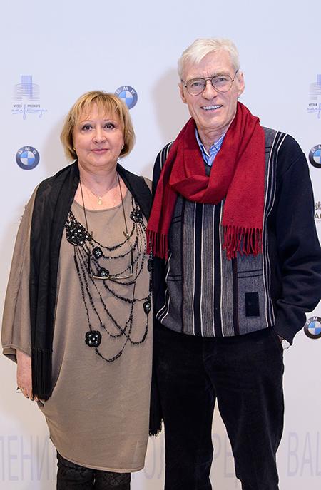 Борис Щербаков и Татьяна Бронзова. / Фото: www.hellomagazine.com