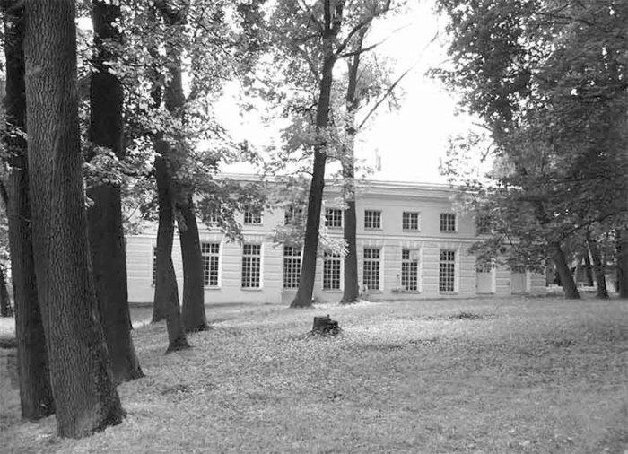 Кухонный корпус Александровского дворца в Царском Селе. / Фото: www.e-reading.club