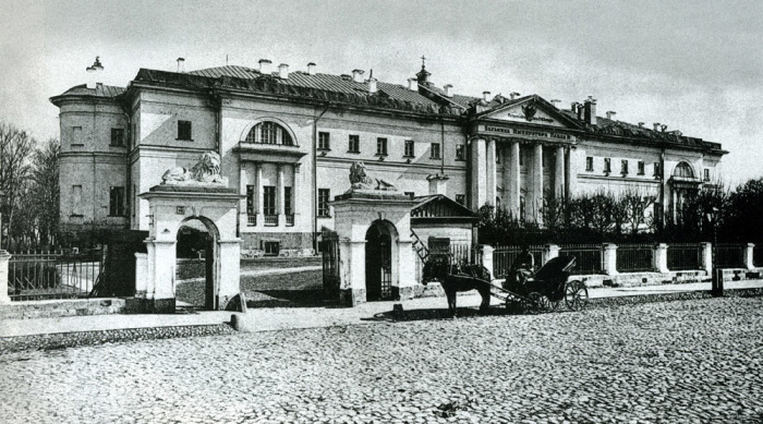 Павловская больница. / Фото: www.wikimedia.org