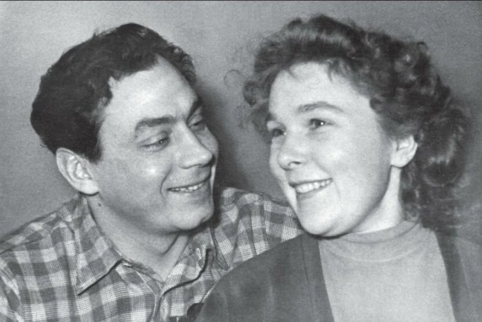 Вера Васильева и Владимир Ушаков. / Фото: www.yandex.net