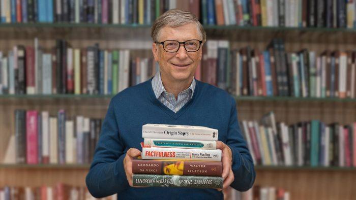 Билл Гейтс. / Фото: www.qz.com