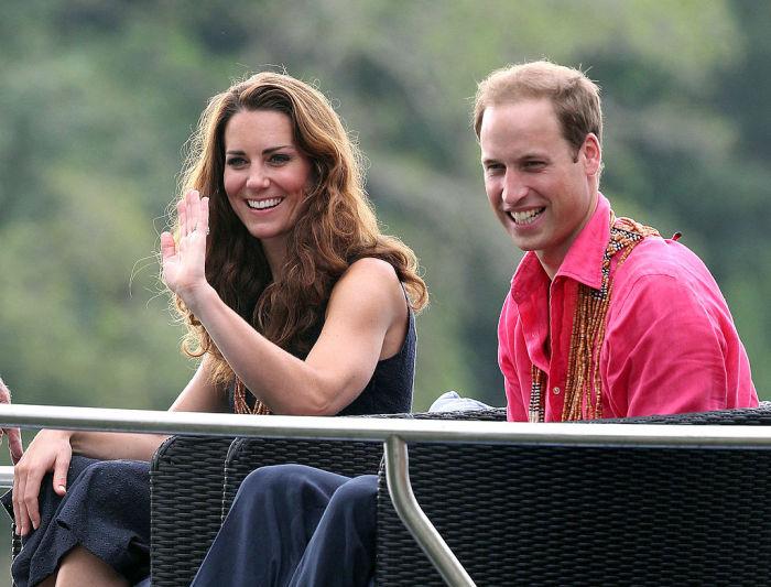 Кейт Миддлтон и принц Уильям. / Фото: www.cheatsheet.com