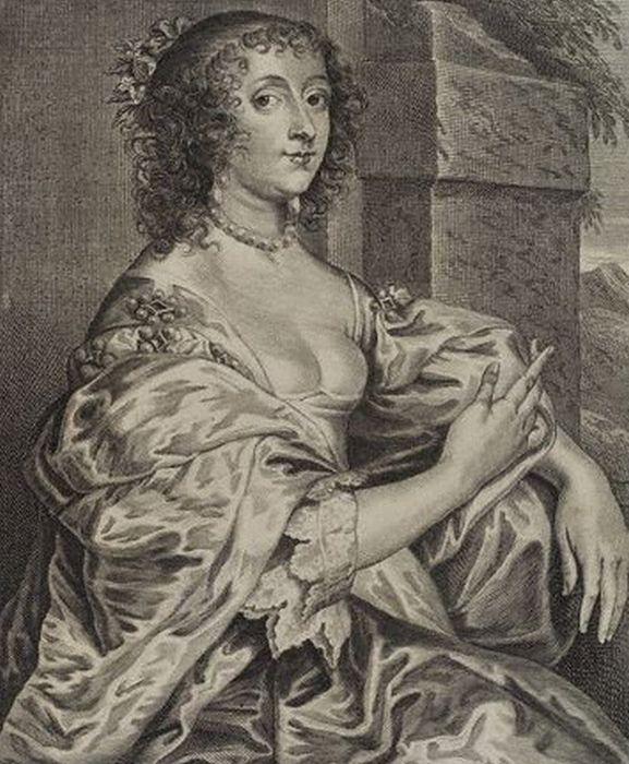 Люси Хей, графиня Карлайл. / Фото: www.wikimedia.org