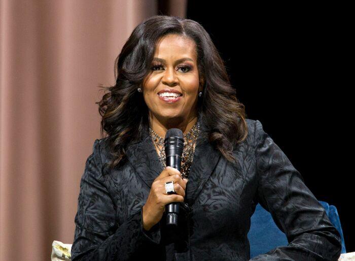 Мишель Обама. / Фото: www.truepersuasion.com