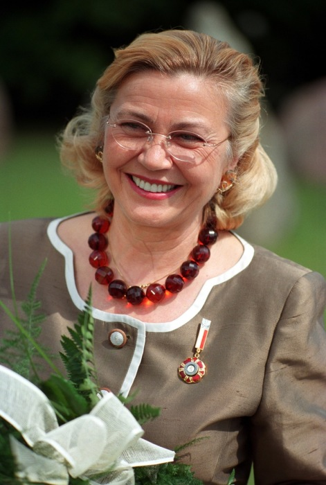 Барбара Пясецка. / Фото: www.iplsc.com