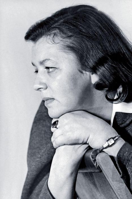 Юлия Александровна Фридман. / Фото: www.kino-teatr.ru