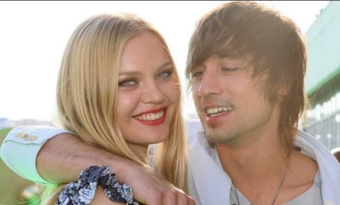Дима Билан и Елена Кулецкая. / Фото: www.borodatiyvopros.com