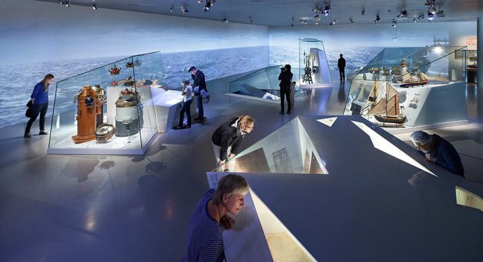 В Национальном морском музее Дании. / Фото: www.fresher.ru