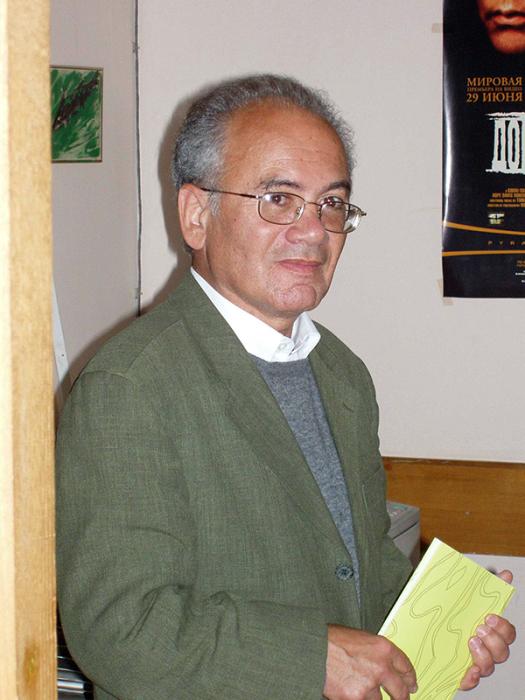 Александр Кушнер. / Фото: www.24smi.org