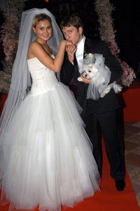Анастасия Кочеткова и Резо Гигинейшвили. / Фото: www.dobrocom.info