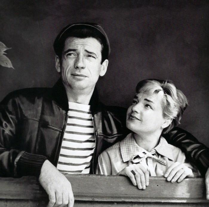 Ив Монтан и Симона Синьоре. / Фото: www.mtdata.ru
