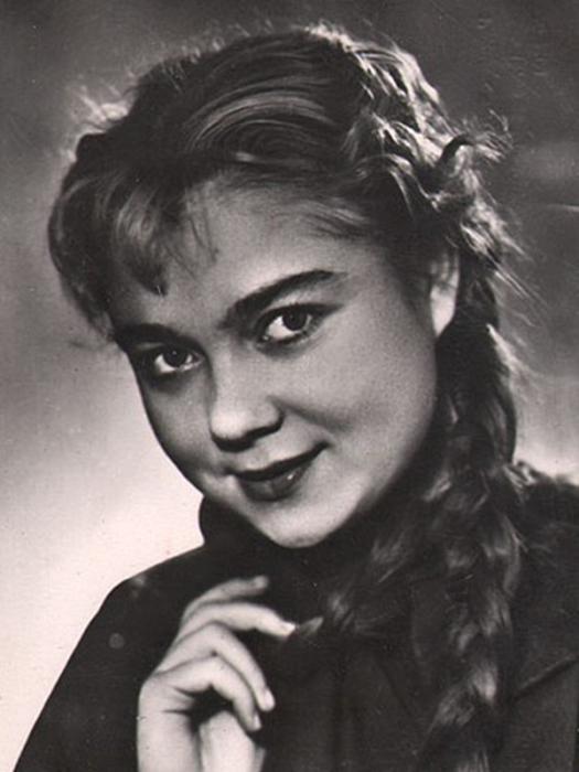 Нина Дорошина в молодости. / Фото: www.24smi.org