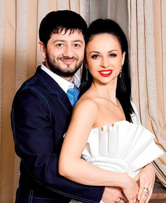 Михаил Галустян и Виктория Штефанец. / Фото: www.obj.altapress.ru
