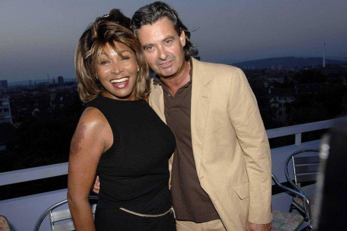 Тина Тёрнер и Эрвин Бах. / Фото: www.tengrinews.kz