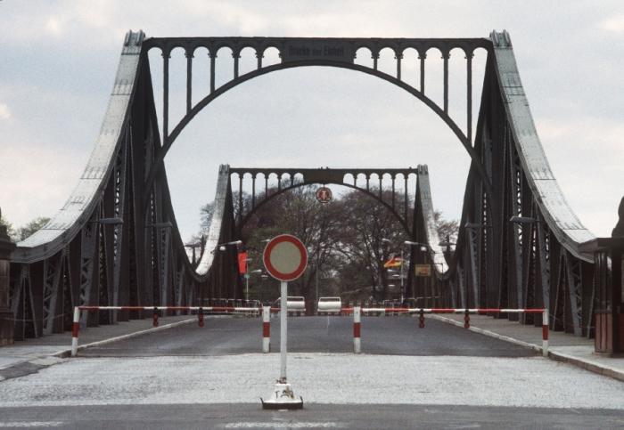 Глиникский мост, Германия. / Фото: www.nst.com.my