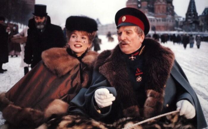 Кадр из фильма «Сибирский цирюльник». / Фото: www.kinopoisk.ru