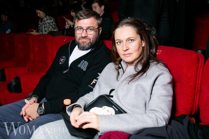 Ольга и Михаил Пореченковы. / Фото: www.woman.ru