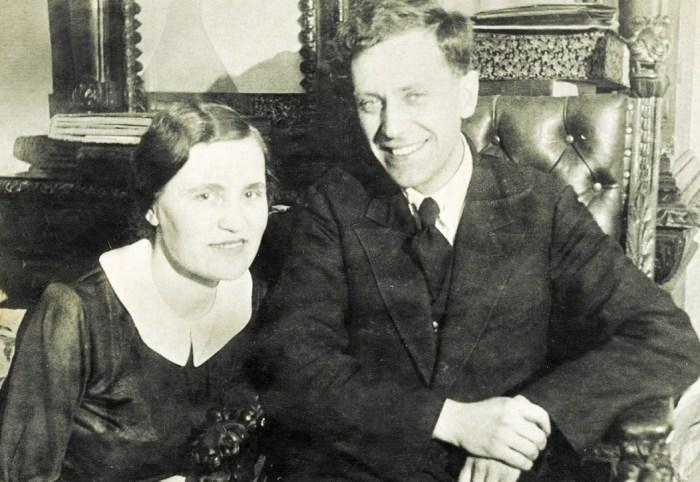 Дмитрий и Зинаида Лихачёвы. / Фото: www.yandex.net