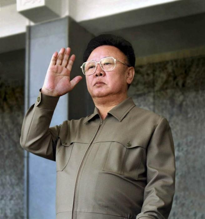 Ким Чен Ир. / Фото: www.behance.net