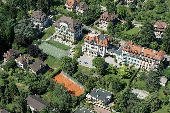 Brillantmont International School. / Фото: www.globaldialog.ru